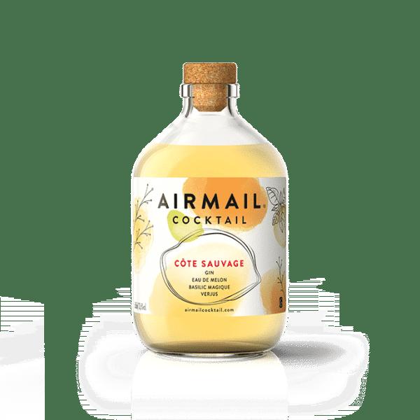 airmail cocktail packshot cote sauvage