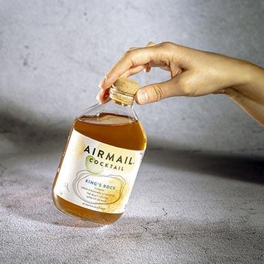 airmail cocktail bouteille prêt à boire